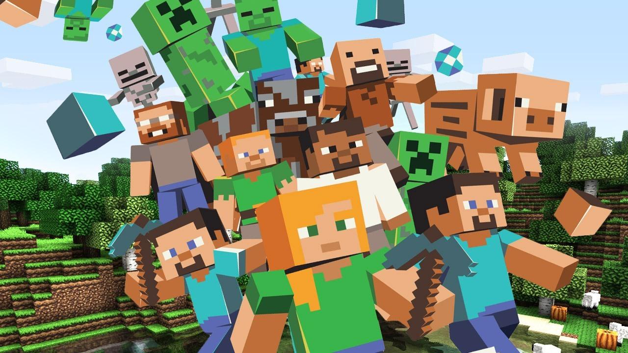 Minecraft explorer publicscrutiny Images